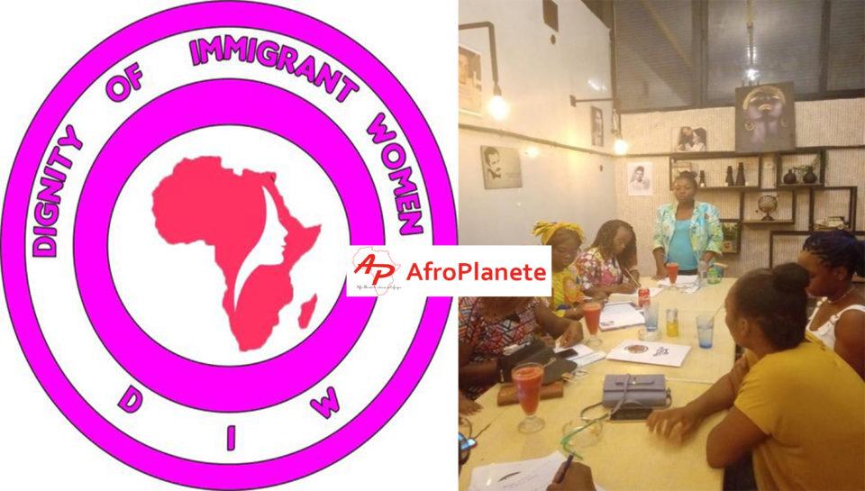 Tunisie - Sousse: Dignity of immigrant women(DIW), l'association qui milite pour la cause des femmes migrantes