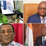 Présidentielle 2020 : Le dossiers de candidature de Kouadio Konan Bertin (KKB), Henri Konan Bédié (PDCI), Alassane Ouattara (RHDP), Affi N'Guessan (FPI) déclarés recevables par le Conseil Constitutionnel.