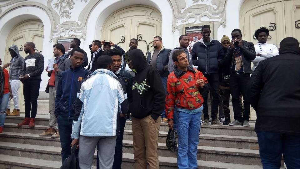 Étudiants et travailleurs subsahariens dans le gouffre de la vie en Tunisie…