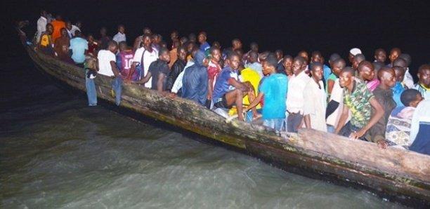 [Immigration] Sénégal – Le bilan de l'explosion d'une pirogue de migrant avoisinerait 150 morts
