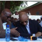 Urgent/Guinée: Dr Fodé Oussou et Kalémodou Yansané, les deux vice-présidents de l'UFDG mis aux arrêts…