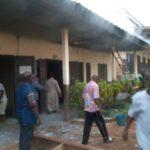 Côte d'Ivoire - Un bureau de vote incendié Duékoué