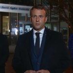 """Emmanuel Macron: le professeur décapité """"a été la victime d'un attentat terroriste islamiste"""""""