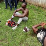 """Côte d'Ivoire - Deux individus, identifiés comme des """"microbes """" ont attaqué le campus de cocody (vidéo)"""