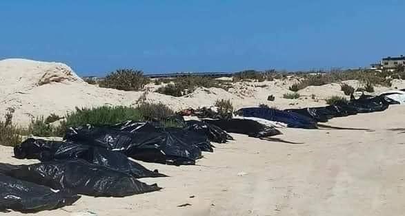migrants décédé