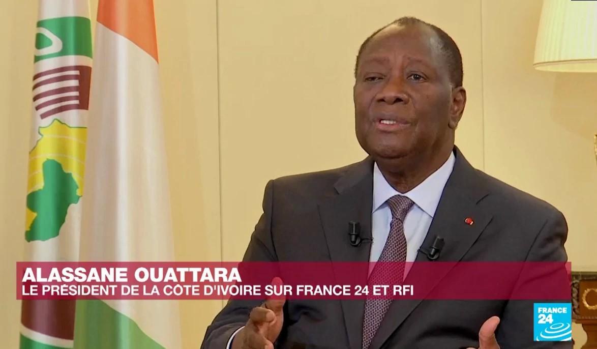 L'entretien qu'a donné le Président Alassane Ouattara sur France 24 a montré un candidat qui affichait une sérénité déconcertante.