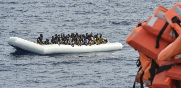 Emigration clandestine : Plus de 1000 Sénégalais arrivés en Espagne en 1 mois