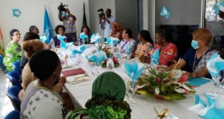 Côte d'Ivoire : Les figures féminines des grands partis politiques autour d'une même table pour l'apaisement du pays