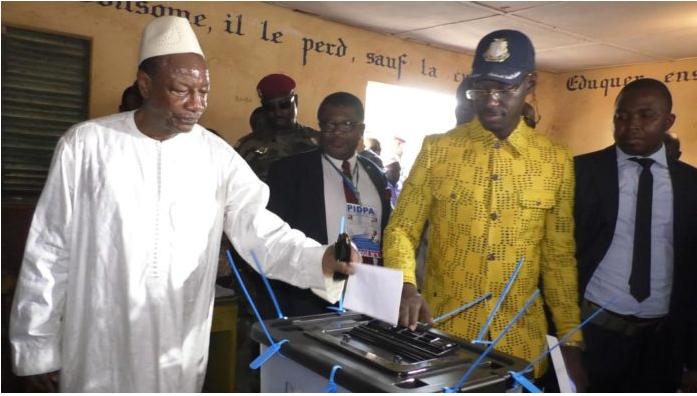 Guinée - Election Présidentielle: Les guinéens aux urnes ce dimanche !!!