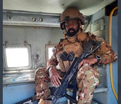Le colonel Assimi Goita vice président Malien oublie son fauteuil pour diriger des opérations militaires