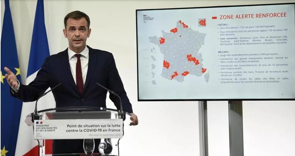 France - Covid-19: Perquisitions chez plusieurs ex-ministres et chez Olivier Veran