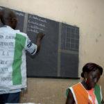 élection en cote d'ivoire