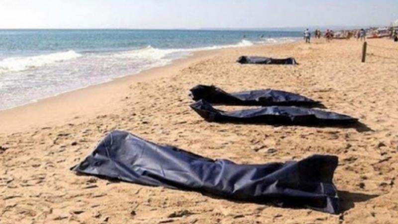 Tunisie - MAJ Sfax : Cinq corps de migrants clandestins repêchés et 7 subsahariens secourus
