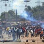 Guinée : Trois militants de Dalein Diallo auraient été tués par balle, plusieurs blessés et des boutiques pillées