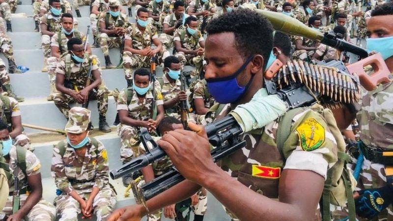 """Ethiopie: Plus de 10 000 soldats tigréens auraient été """"tués"""" au cours des 3 semaines de conflit"""