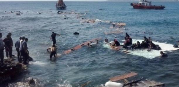 Une embarcation de migrants chavire près des îles Canaries (Espagne), au moins quatre (4) morts. L'identité des victimes n'est pas encore connue