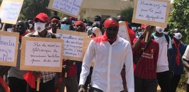 Sénégal - Des affrontements entre étudiants et policiers à l'Université de Bambey font 5 blessés graves