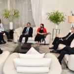 Ce 4 novembre 2020, le président Henri Konan BÉDIÉ a reçu en sa résidence les ambassadeurs à leur demande.