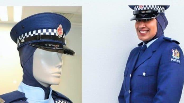 Pour faciliter le recrutement de femmes musulmanes, la police néo-zélandaise a décidé d'intégrer le hijab à son uniforme.