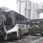 Le nombre de blessés est en hausse et atteint désormais les 47 personnes, après l'accident survenu entre deux bus