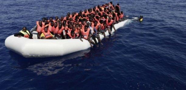 Une pirogue de migrants sénégalais explose au large du Cap-Vert