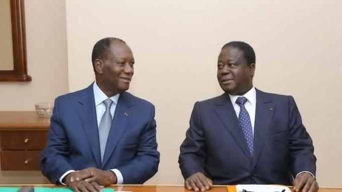Côte d'Ivoire - Bédié aurait accepté la rencontre du président Alassane Ouattara