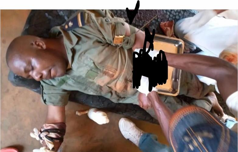 Le drame a eu lieu ce jour à Ngambé Tikar a appris cameroun24. Le commandant de brigade était accompagné d'un adjudant chef major