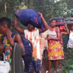 Près de 15.000 ivoiriens ont déjà fuit la Côte d'Ivoire pour le Libéria, le HCR envoie du secours par avion-cargo