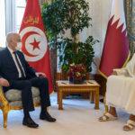 Le président Kais Saied propose une ligne maritime reliant Tunis à Doha