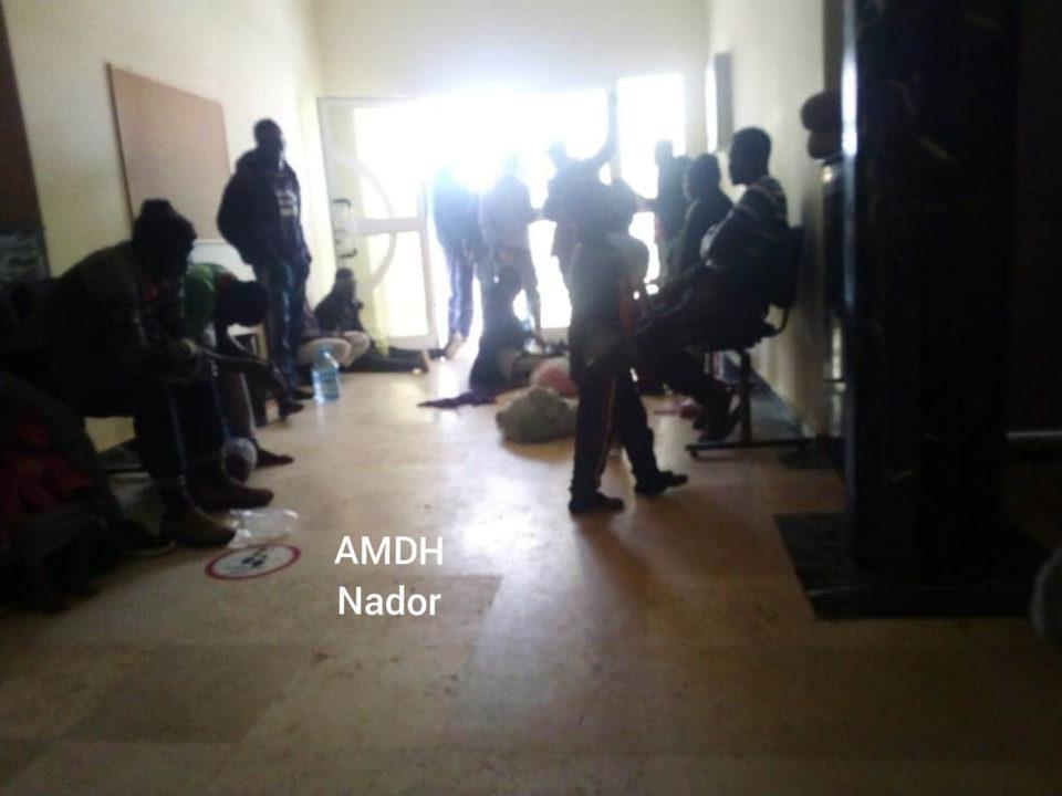 Maroc : Interventions violentes de la police auprès des migrants subsahariens à Rabat
