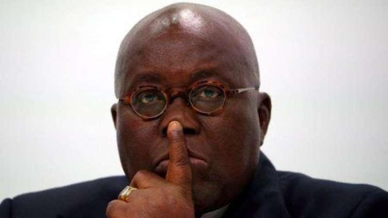 """Ghana: Une vidéo dans laquelle Nana akufo-addo filmé en train de recevoir un de l'argent """"pot-de-vin"""" fait polémique"""