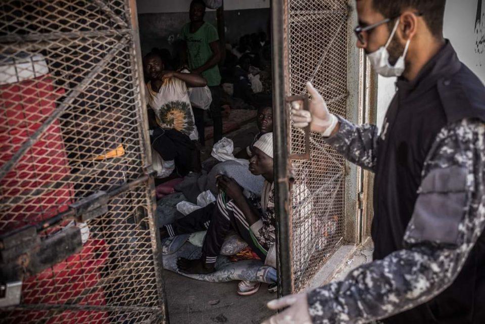 Plus de 5.000 Ivoiriens sont détenus dans les prisons libyennes