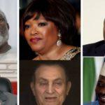 Dix personnalités politiques africaines décédées en 2020