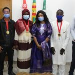 Tunisie - Les meilleurs étudiants sénégalais récompensés par l'ambassade du Sénégal en Tunisie (photos)