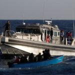Tunisie - Sfax : Sauvetage de 93 migrants irréguliers dont 37 femmes et 4 enfants