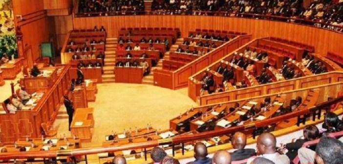 Gabon: 120 députés sur 135 votent en faveur de la modification de la Constitution