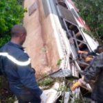 Au moins 37 morts dans un accident de bus au Cameroun
