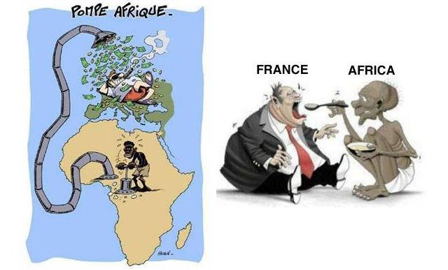La Côte d'Ivoire, la Guinée, la RCA: le double standard de Paris