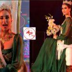 La Tunisienne Sarra Sellimi couronnée Miss Afrique Calabar 2020