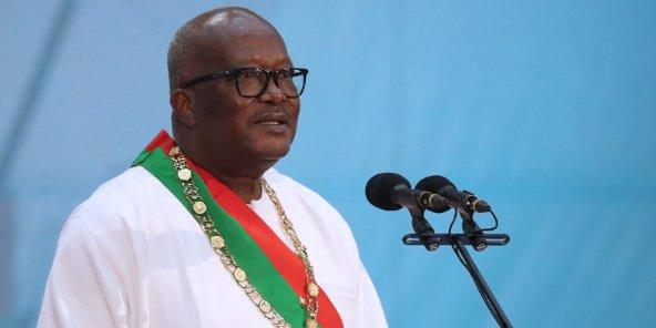 Burkina Faso: Roch Marc Christian Kaboré investi pour un nouveau mandat