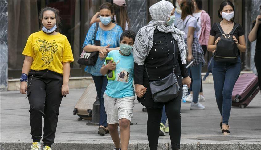 Covid-19/Tunisie : 1362 nouvelles contaminations et 40 décès