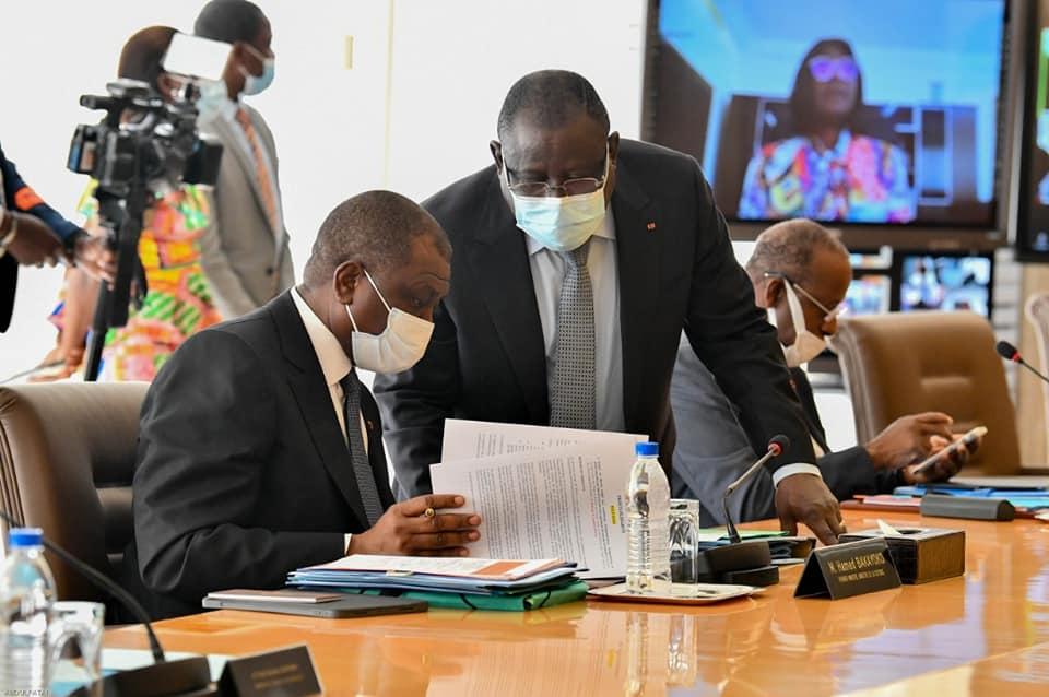 Côte d'Ivoire - Communiqué du conseil des ministres du mercredi 20 janvier, mesures sur l'augmentation des denrées alimentaires
