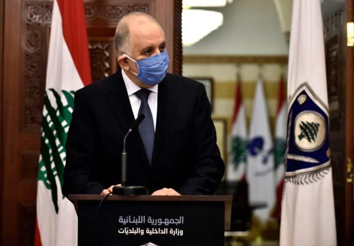 Liban: Confinement total à partir du 7 Janvier jusqu'au 1er Février