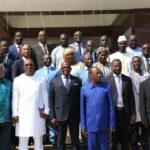 Guinée : Le Premier ministre Kassory Fofana a déposé la lettre de démission de son gouvernement