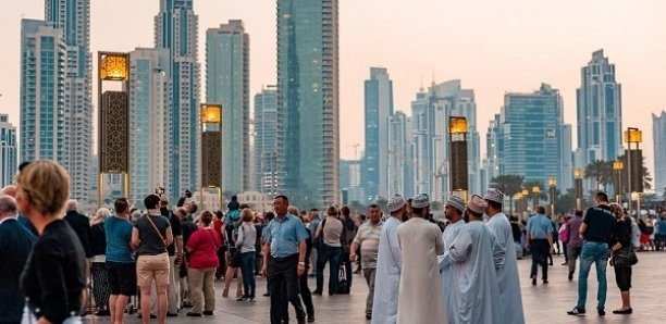 Des restaurants de Dubaï offrent des promos aux clients vaccinés contre le coronavirus