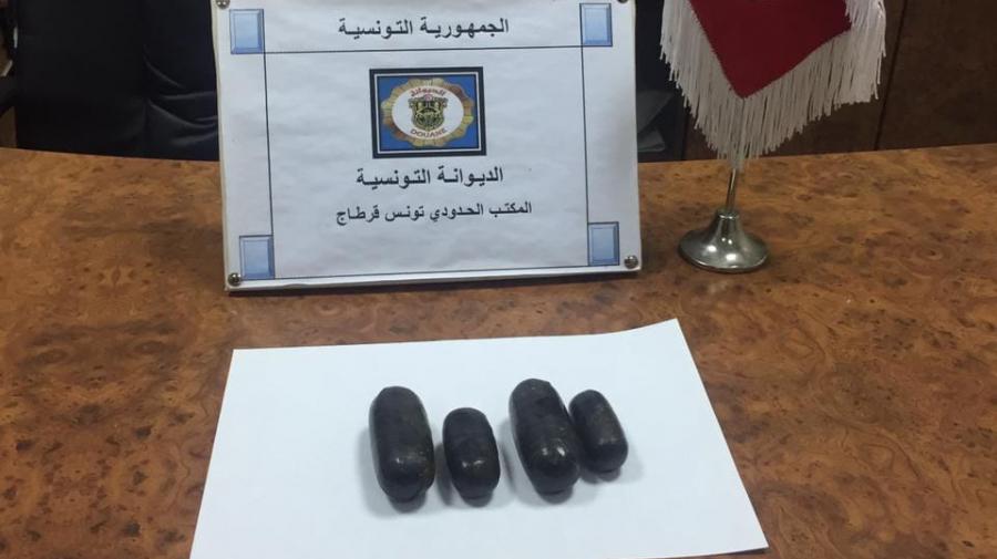 Tunisie - Tunis-Carthage: Une passagère tunisienne en provenance d'Istanbul cachait de la drogue dans ses parties intimes