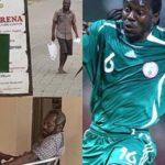Ruiné, l'ancien international Wilson Oruma, ex-joueur de l'OM, devient fou