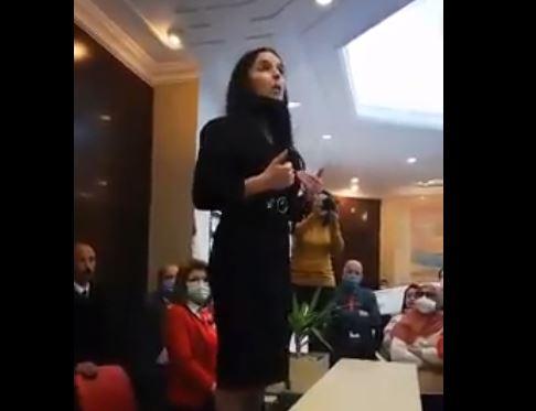 Tunisie - Le coup de gueule d'Olfa Hamdi, la nouvelle PDG de Tunisair, face aux syndicats