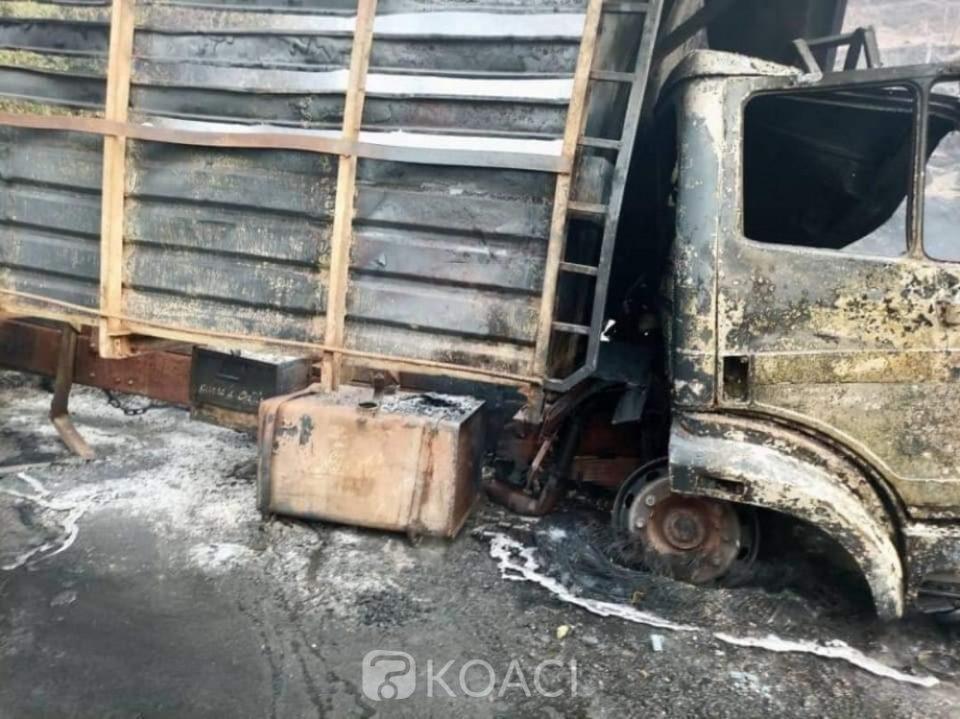 Cameroun : 53 morts et 29 blessés dans une collision entre un bus et un camion de produits pétroliers