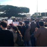 Tunisie : Manifestation anti-gouvernemental à Sousse